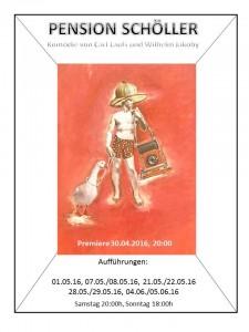 Plakatentwurf Schöller WEBPAGES