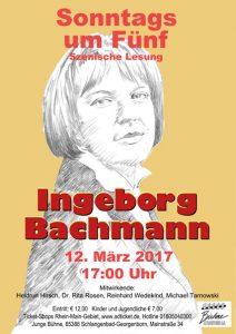 Sonntags um Bachmann Klein