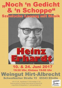 Sonntags um Erhardt Weinh Kopie II